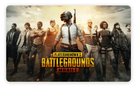 PUBG Mobile UC Gift Cards