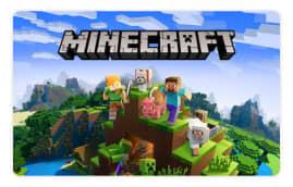 Minecraft Gift Cards