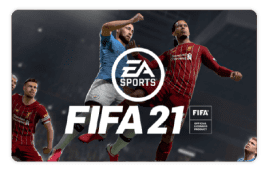 Fifa 21 Gift Cards