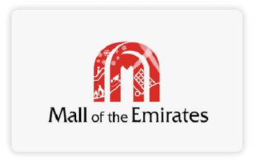Mall Of The Emirates Gift Card