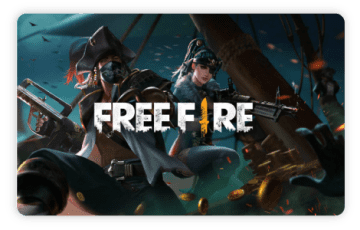 Free Fire Gift Card