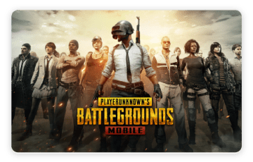PUBG Mobile UC Gift Card