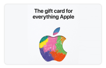 Apple Store  Gift Card