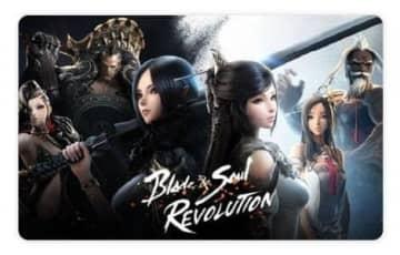Blade & Soul Gift Card