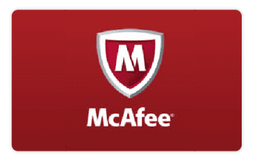 McAfee Internet Security Gift Card