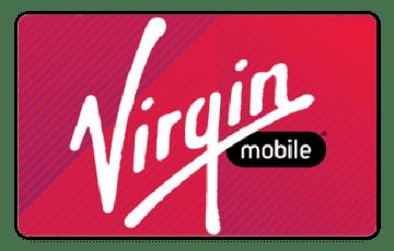 Virgin Mobile  Gift Card