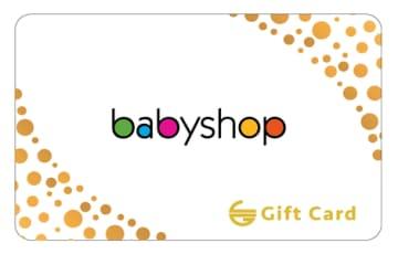 Babyshop Gift Card