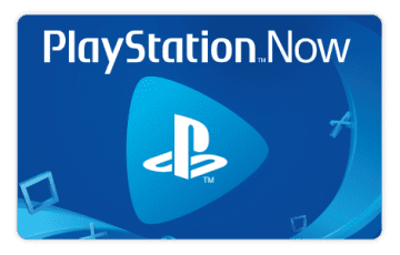 PlayStation Now Gift Card