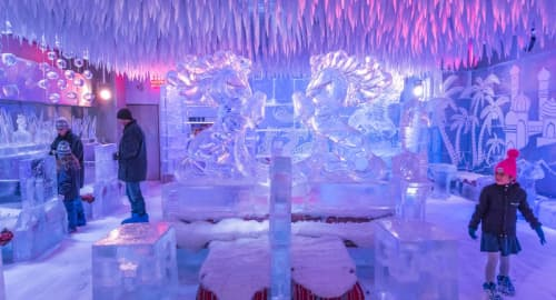 Chillout Ice Lounge Dubai Tickets