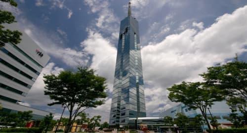 Fukuoka Tower Observation Deck