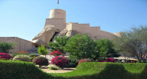 Rustaq Day Tour from Muscat