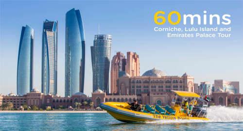 The Yellow Boats Abu Dhabi Tours
