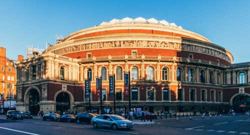 London Royal Albert Hall Tour