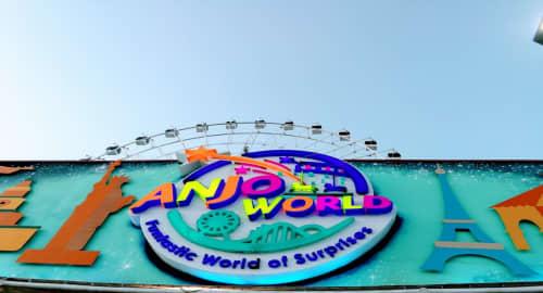 Cebu's Anjo World and Snow World Tickets