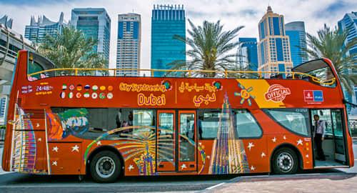 City Sightseeing Dubai Tickets