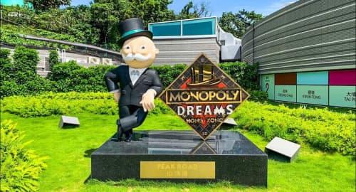 Monopoly Dreams HongKong Tickets