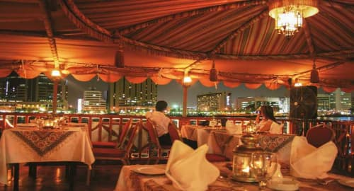 Dhow Cruise Dinner Tickets