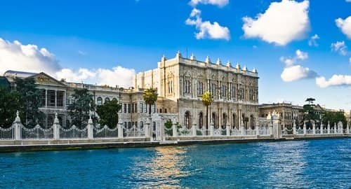 Dolmabahce Palace: Guided Tour