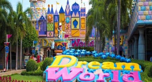 Dream World Bangkok Tickets