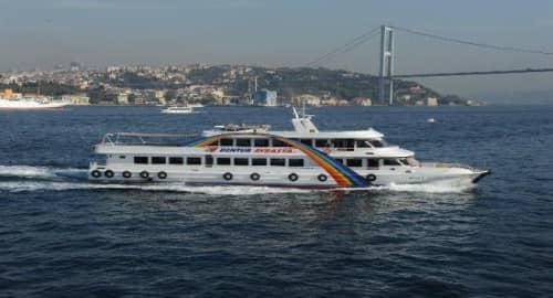 Hop-on Hop-off Boat Bosphorus Tour