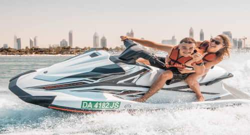 Watersports Dubai Tickets - First Yacht