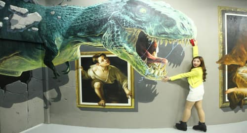 I AM Bali 3D Museum & Upside Down