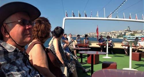 Bosphorus & Black Sea Afternoon Cruise
