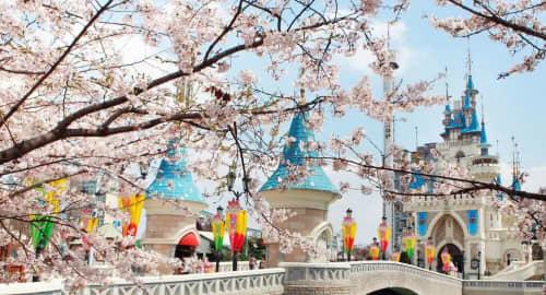 Seoul Lotte World Tickets