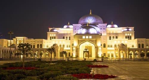 Qasr Al Watan Abu Dhabi Tickets