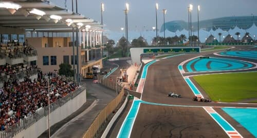 Yas Marina Circuit Abu Dhabi Tickets