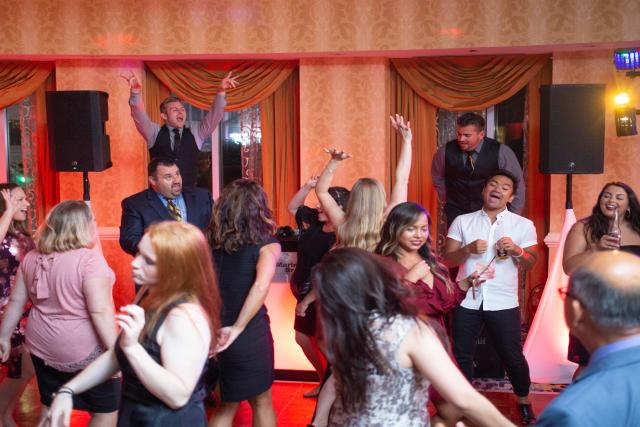 DJs Dancing