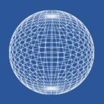 mesh globe