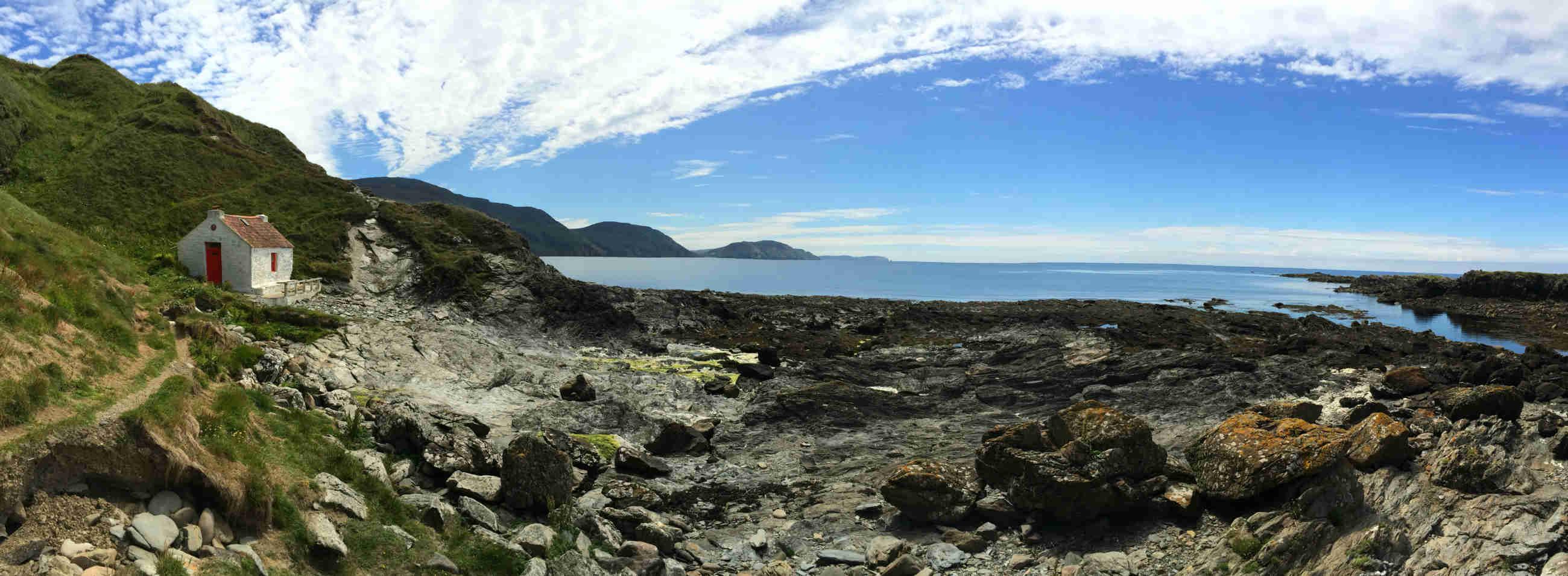 Isle of Man seascape