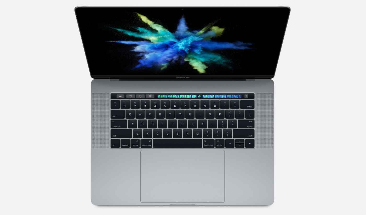 Apple's 2016 15″ MacBook Pro