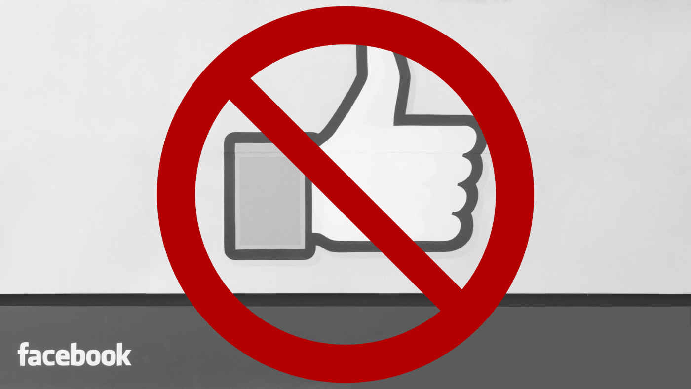 Facebook Prohibited