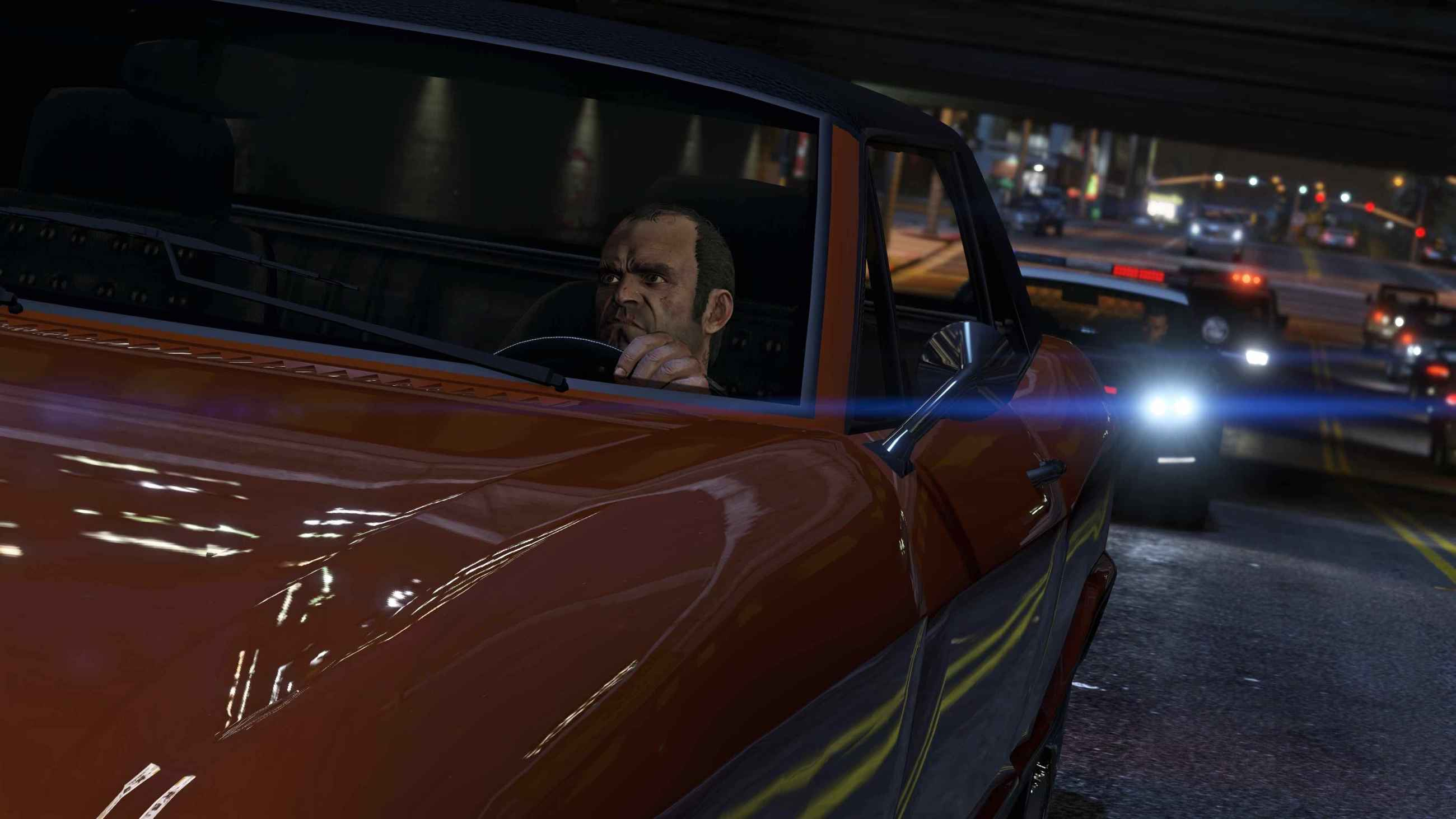 screen capture from the video game Grand Theft Auto V
