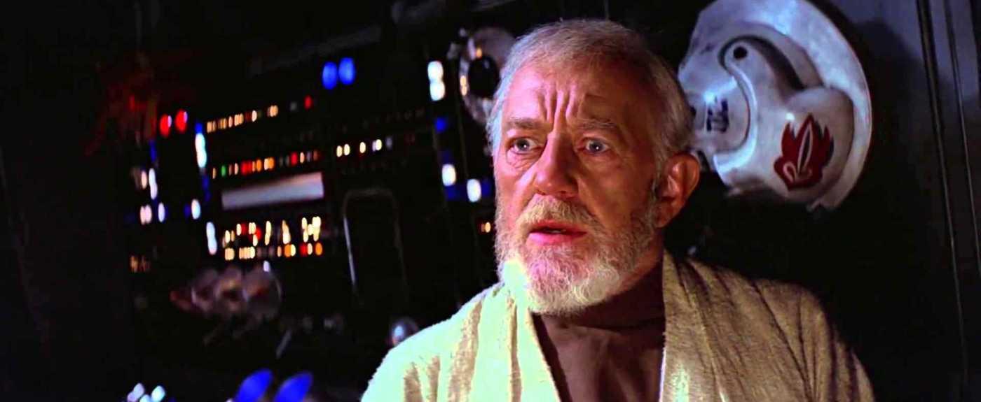 Obi-Wan Kenobi (Alec Guinness)