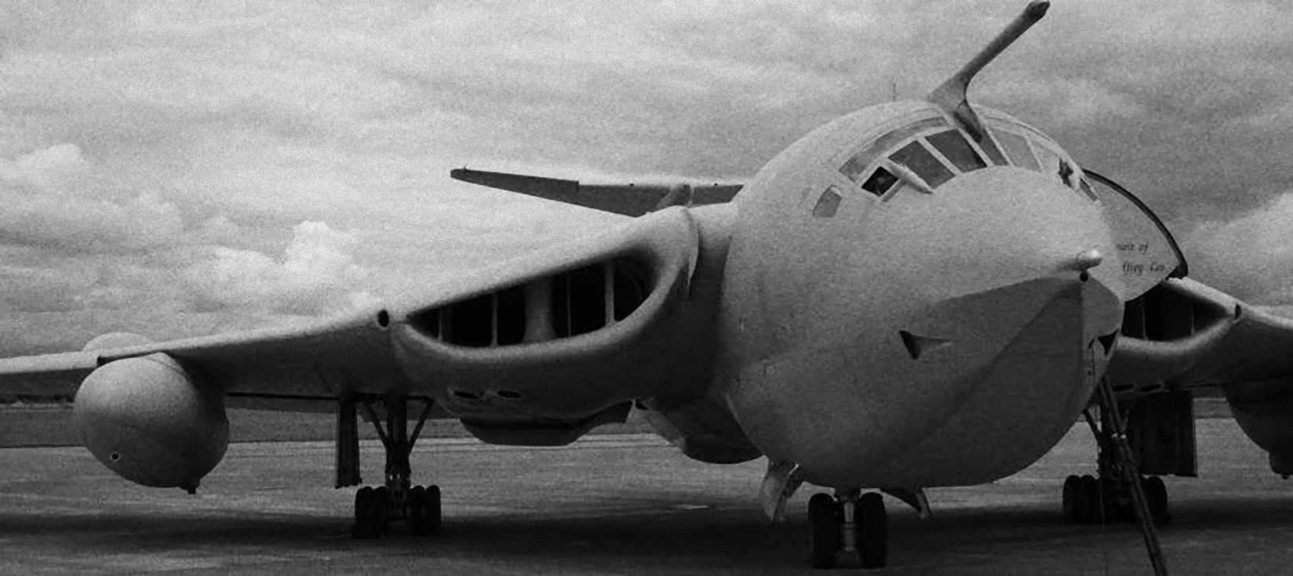 The Handley Page Victor Bomber