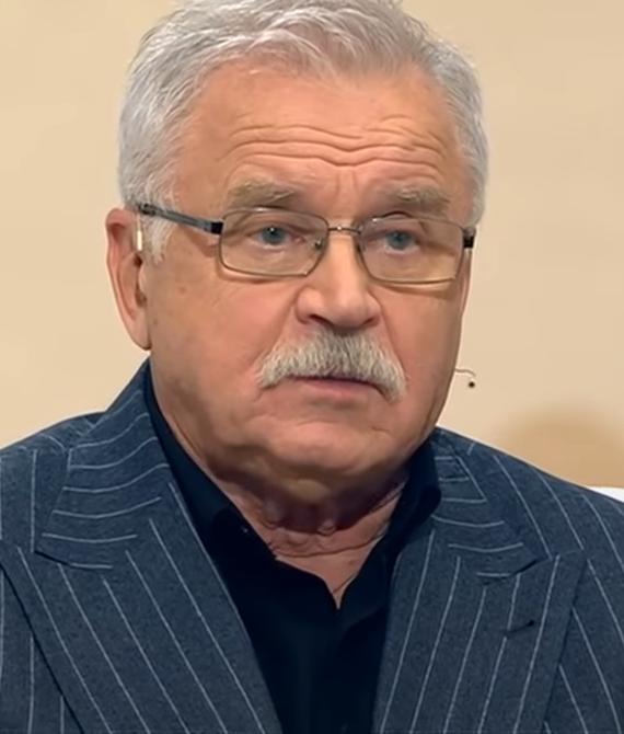 Сергей Никоненко рассказал о неудачах в личной жизни