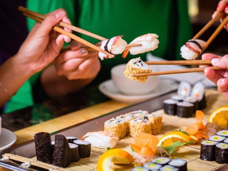 Sushi (Suşi) Çeşitleri