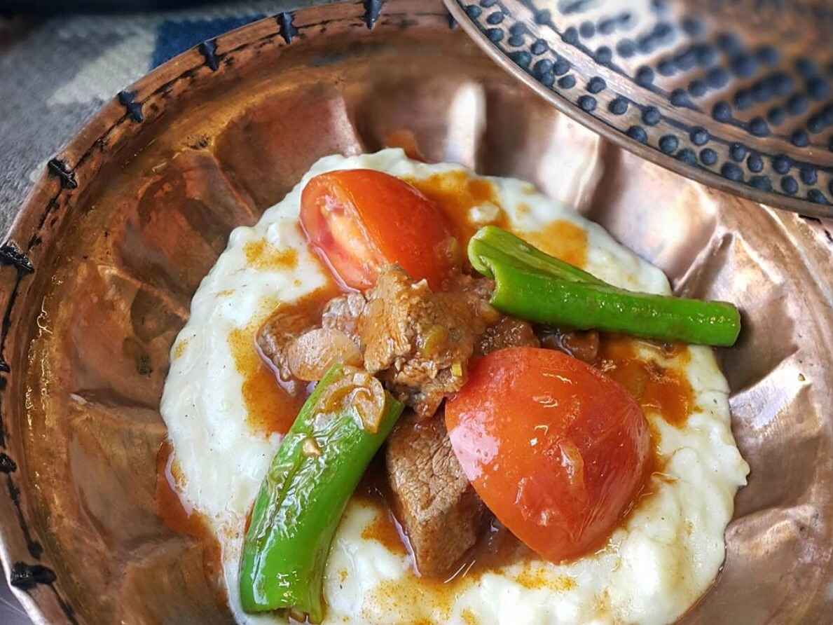 Osmanlı'da Halk ve Saray Mutfağı