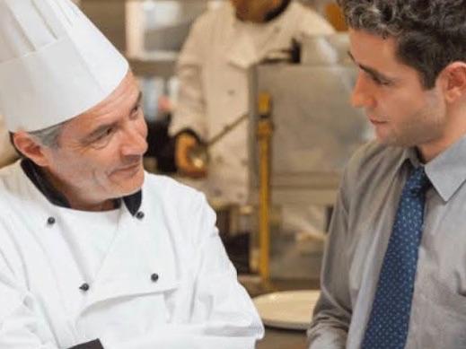 Aşçı ve Garson