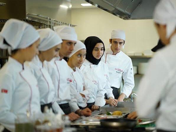 Gastronomi'de Öğrenci Olmak!