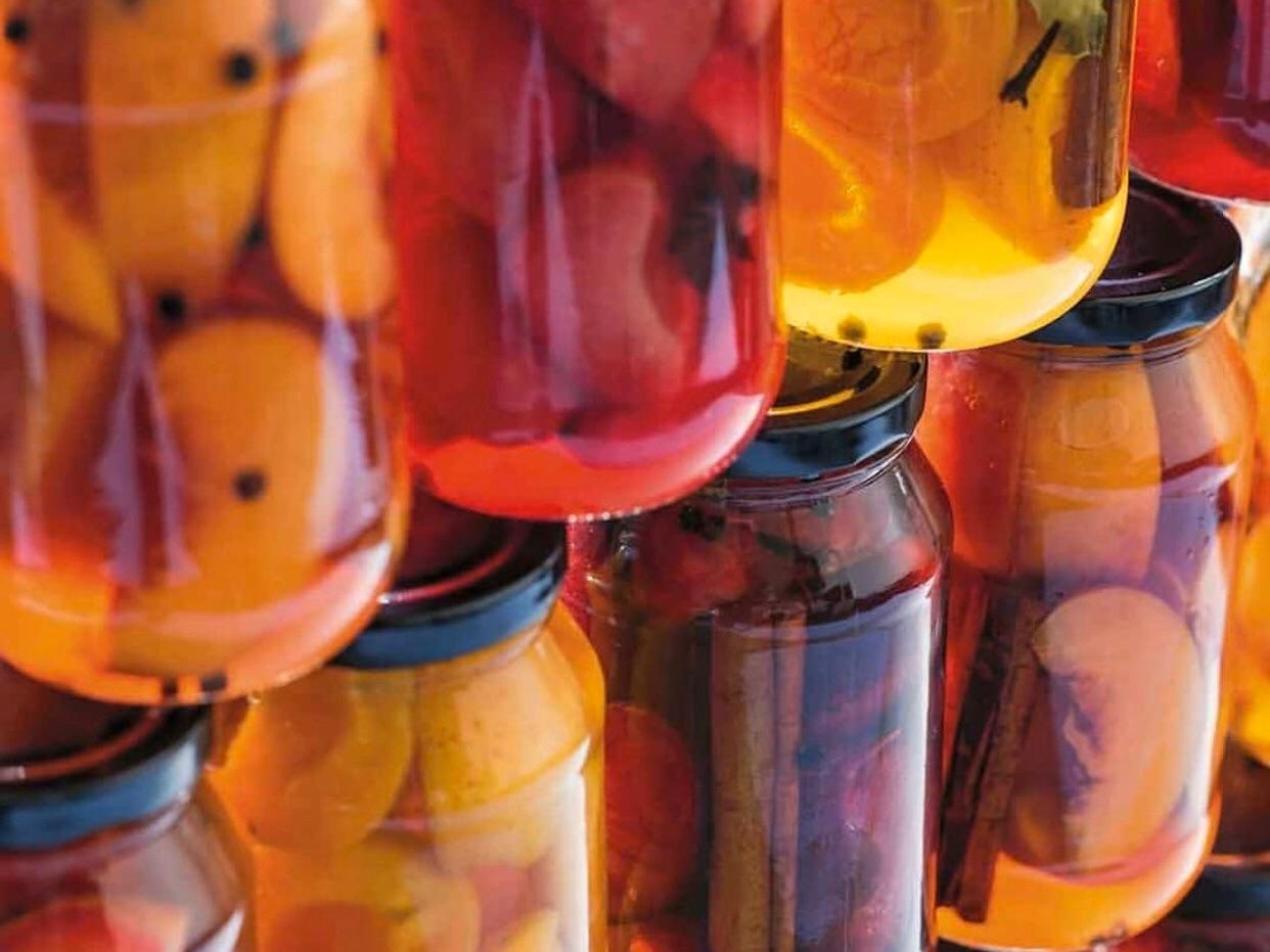 Meyve Turşuları