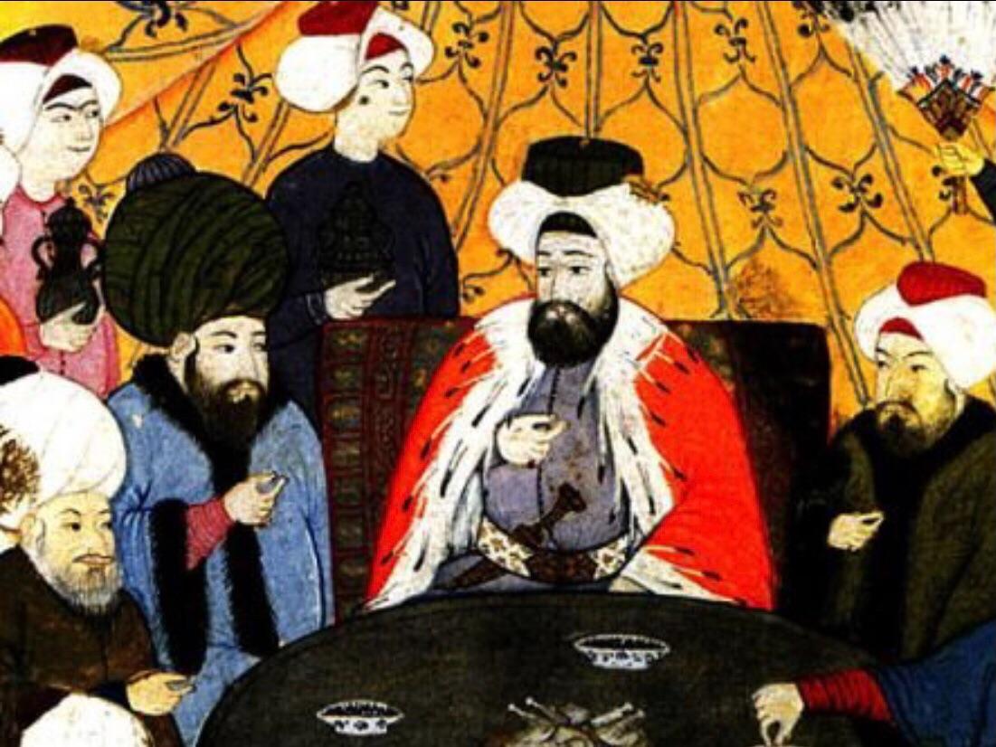 Osmanlı'da Zeytin ve Zeytinyağı