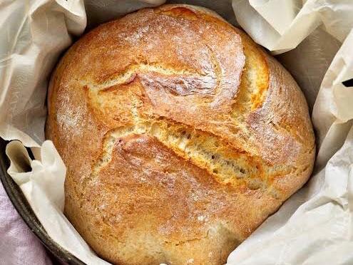 Yoğrulmamış Ekmek