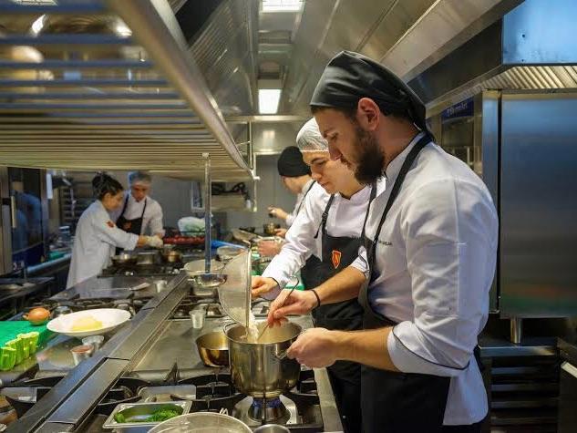 Gastronom ile Aşçı Arasındaki Fark!