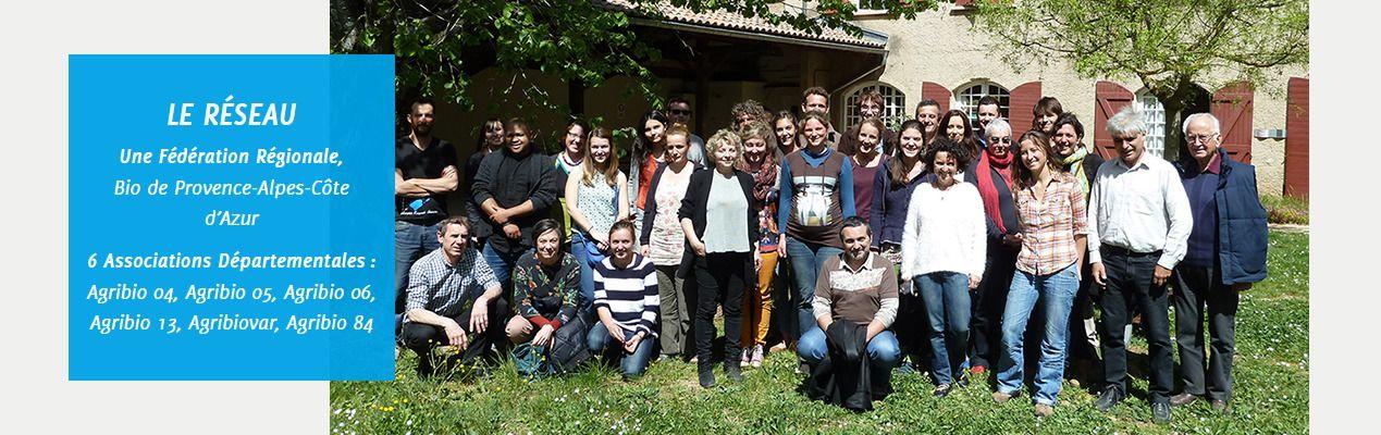 Equipe AgriBio Vaucluse