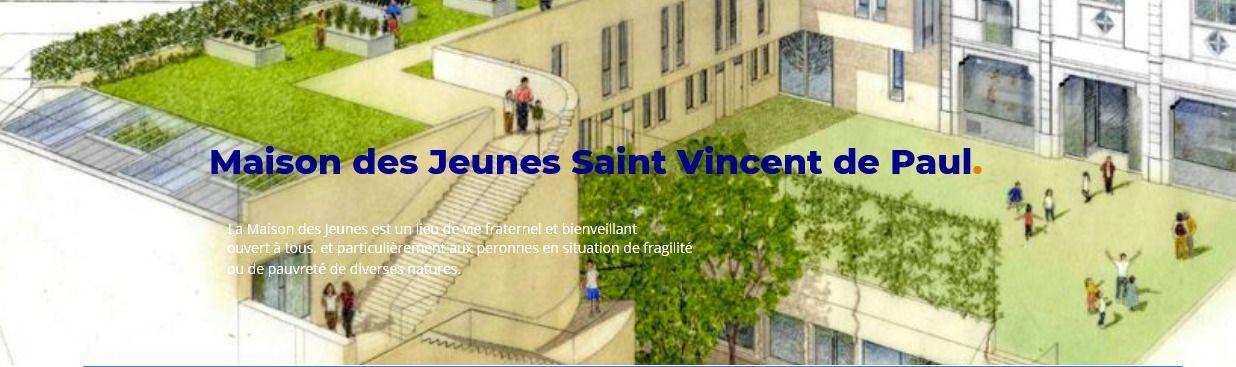 Equipe Association Jeunesse de Saint Vincent de Paul