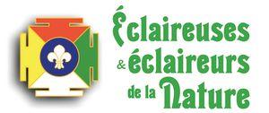 Logo Éclaireuses et Éclaireurs de la Nature